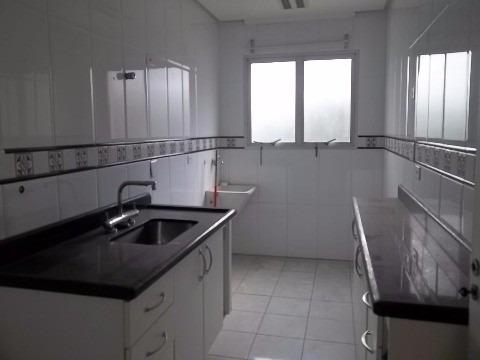 Apartamento Residencial Em Sao Paulo - Sp, Rio Pequeno - Apv2002
