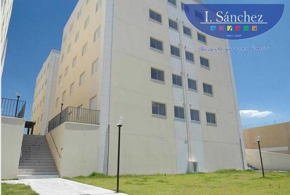 Apartamento Para Venda Em Itaquaquecetuba, Aracaré, 3 Dormitórios, 1 Banheiro, 1 Vaga - 496_1-621027