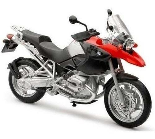 Yamaha Kawa Honda Ktm Bmw R1 Pista Replica Moto Escala 1:12