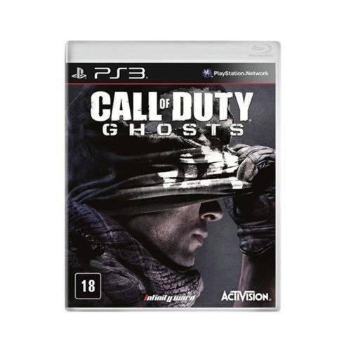 Jogo Call Of Duty - Ghosts - Original - Ps3 Mídia Física