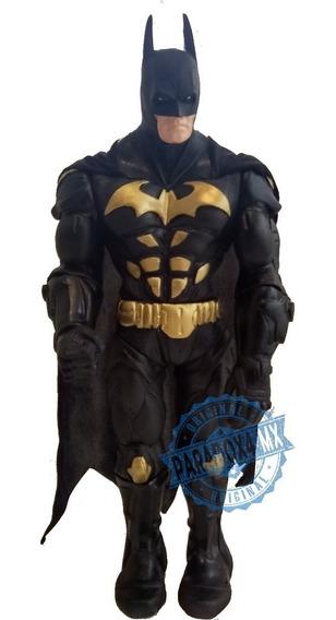 Figura Articulada Batman 40 Cm Con Capa! - Nuevo!