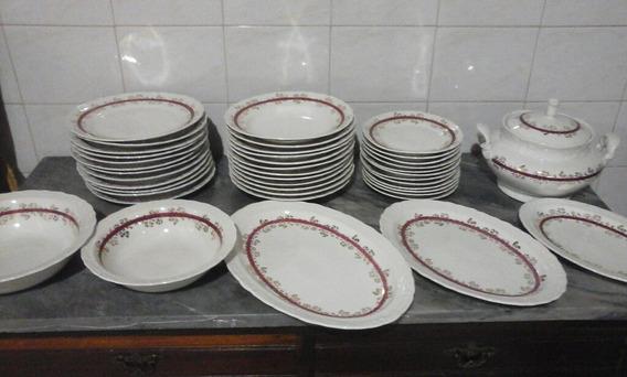 Antigo Aparelho De Jantar Mauá