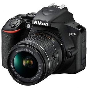 Nikon D3500 24.2mp 3.0 Bluetooth+kit Af-p Dx Nikkor 18-55mm