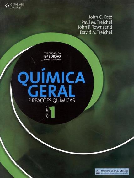 Quimica Geral E Reacoes Quimicas - Vol 1 - Traducao Da 9ª