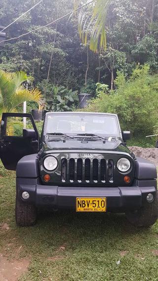 Jeep Wrangler Modelo 2012