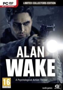Alan Wake Collectors Edition Br (mídia Física) Frete Gratis