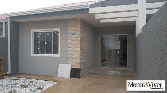 Casa Para Venda Em Fazenda Rio Grande, Nações, 2 Dormitórios, 1 Banheiro, 1 Vaga - Faz0080