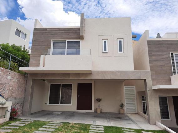 Casa En Venta En Zibata, El Marques, Rah-mx-21-185