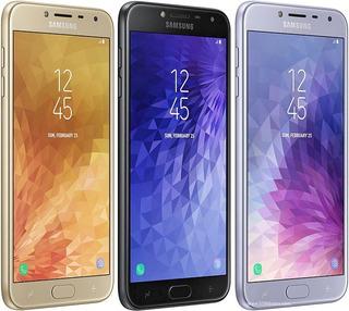 Celular Libre Samsung J4 5.5