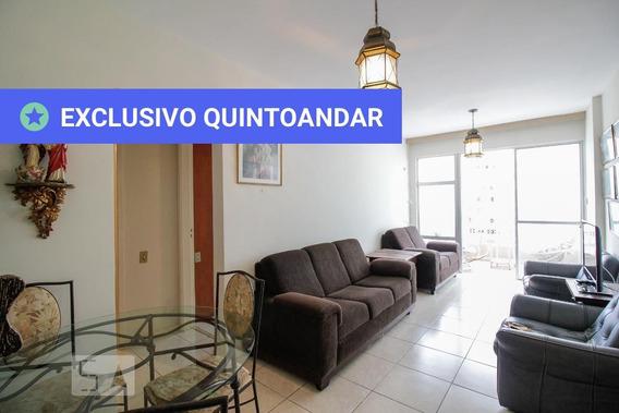 Apartamento No 11º Andar Mobiliado Com 1 Dormitório E 1 Garagem - Id: 892959258 - 259258
