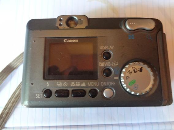 Antiga Maquina Fotografica Canon Mod.pc1019 Leia O Anuncio