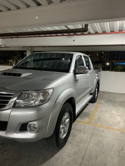 Hilux Srv 4x4 12/12 Diesel Blindada