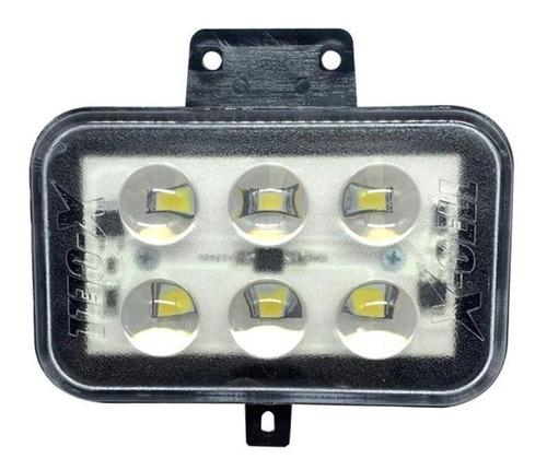 Farol Bloco Óptico De Led Crf 250f E Crf 230 X-cell 6 Leds