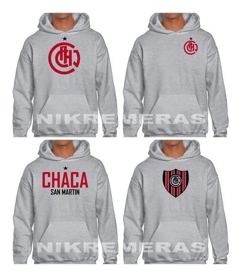Buzos Friza Canguro,chacarita Juniors,camiseta,funebrero