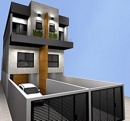 Sobrado Com 2 Dormitórios À Venda, 87 M² Por R$ 250.000,00 - Residencial Santo Antônio - Franco Da Rocha/sp - So2242