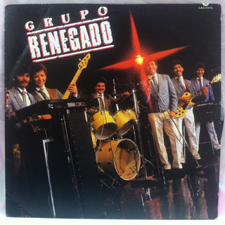 Disco De Vinil Grupo Renegado