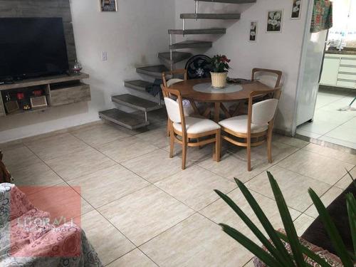 Imagem 1 de 19 de Casa Com 2 Dormitórios À Venda, 68 M² Por R$ 190.000,00 - Estância Balneária De Itanhaém - Itanhaém/sp - Ca1824