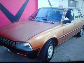 Peugeot 505 1982