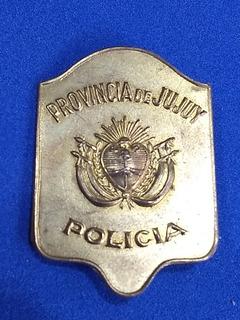 Insignia Policía De Jujuy