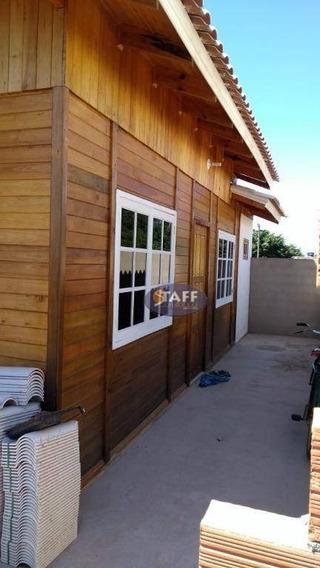 Ótima Casa Com 3 Quartos (1suíte), Por R$ 88.000 - Unamar - Cabo Frio/rj - Ca1383