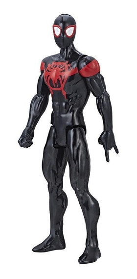 Marvel Legends - Spider Man - Miles Morales Titan Hero - ...