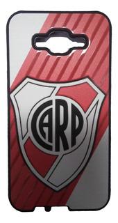 Funda Reforzadas C/diseños River Plate Samsung A20 /a30