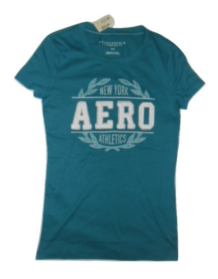 Camiseta Original Hollister Aeropostale Fem Pronta Entrega!
