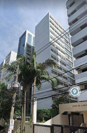 Apartamento Com 3 Dormitórios Para Alugar, 160 M² - Paraíso - São Paulo/sp - Ap1460