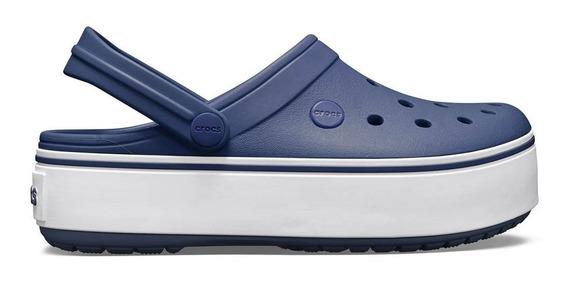 Crocs Crocband Suecos Plataforma - Originales Ahora 12