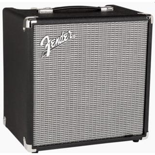 Amplificador De Bajo Fender Rumble 25