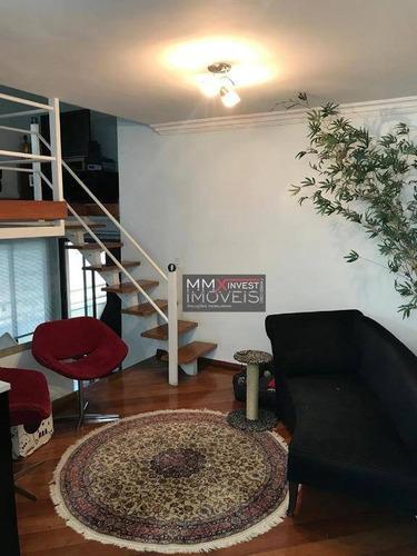Imagem 1 de 24 de Apartamento Com 4 Dormitórios À Venda, 130 M² Por R$ 1.378.000,00 - Santana - São Paulo/sp - Ap1075