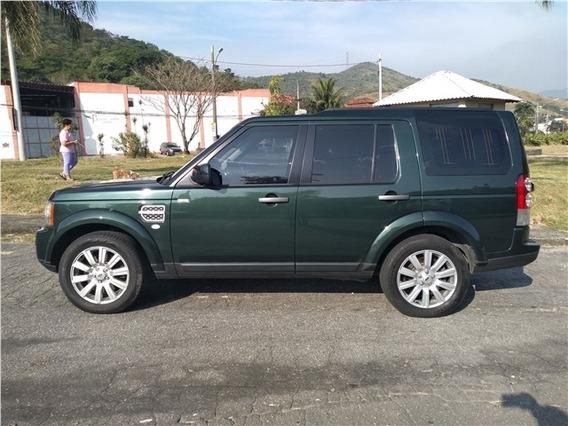 Land Rover Discovery 4 3.0 Se 4x4 V6 36v Turbo Diesel 4p Aut