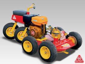 Máquina De Cortar Pasto Y Malezas Roland H - Tractorcito