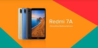 Celular Xiaomi Redmi 7a 32 Gb