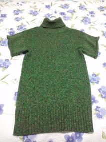 Mini Vestido Em Lã (mini Vestido)