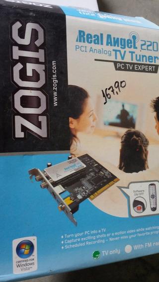 Placa De Tv Zogis Com Controle Remoto