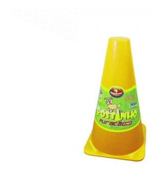 Postinho P/ Xixi Furacãopet Amarelo - Furacão