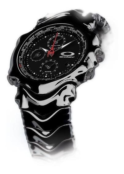 Reloj Para Caballero Oakley Gmt. Excelente