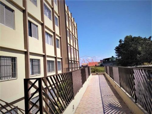 Apartamento Com 2 Dormitórios À Venda, 55 M² Por R$ 220.000 - Jardim Três Marias - São Paulo/sp - Ap4735