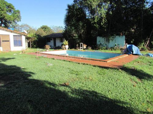 Imagem 1 de 14 de Chácara À Venda Em Chácara Santa Margarida - Ch003872