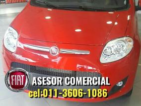 Fiat Palio 1.4 Anticipo 24.700 Y Financiado!!!!