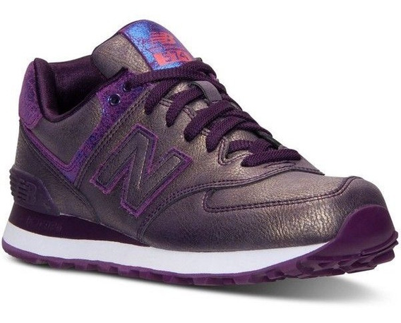 New Balance Glow Purple