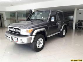 Toyota Macho Lx Chasis Largo 5p (grj76l) 4x4 (gob) - Sincron