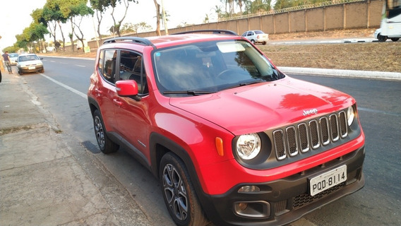 Jeep Renegade 1.8 Longitude Flex Aut. 5p 2015