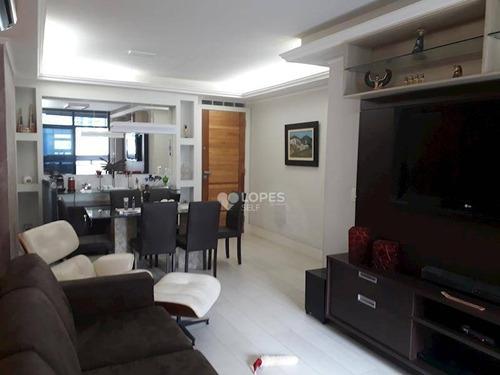 Apartamento Com 3 Quartos, 105 M² Por R$ 900.000 - Icaraí - Niterói/rj - Ap39028
