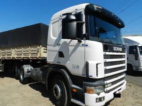 Scania 124 420 6x2 2005 Ùnico Dono
