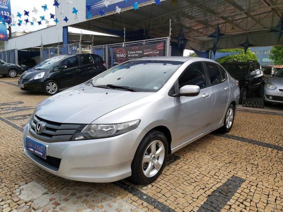 Honda City 1.5 Dx 16v Flex 4p Automático