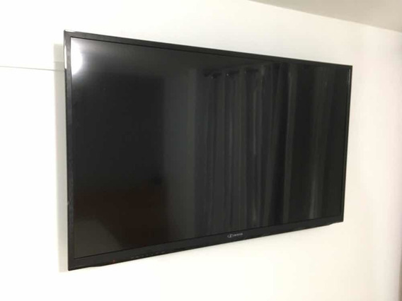 Tv Led Buster Hbtv42l07fb Defeito Na Tela