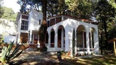 Hermosa Casa Rio Artificial, Recibo Auto Cerca De Cuernavaca