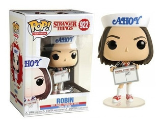 Funko Pop! Robin Ahoy Heladeria #922 - Stranger Things 3
